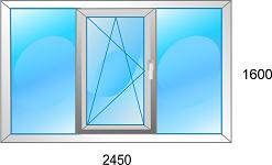 Balkonų stiklinimas plastiku